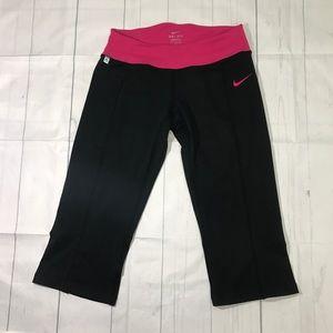 Nike Dri- Fit Black Leggings/Pants